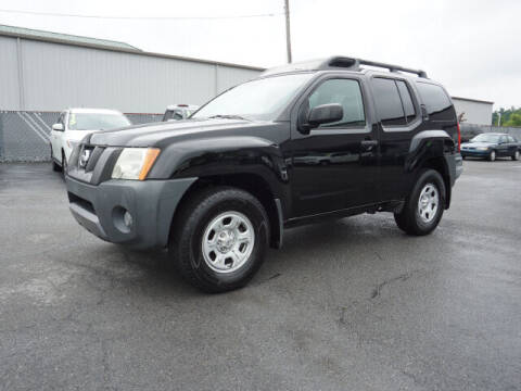 2007 Nissan Xterra for sale at CHAPARRAL USED CARS in Piney Flats TN