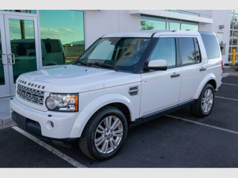 2012 Land Rover LR4 for sale at REVEURO in Las Vegas NV
