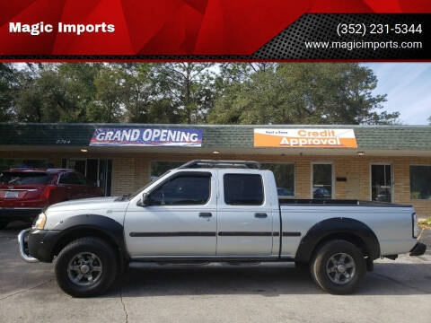 2002 Nissan Frontier for sale at Magic Imports in Melrose FL
