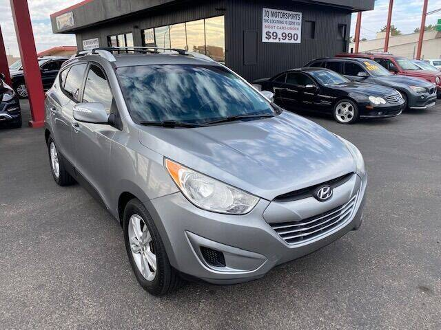 2012 Hyundai Tucson for sale at JQ Motorsports East in Tucson AZ