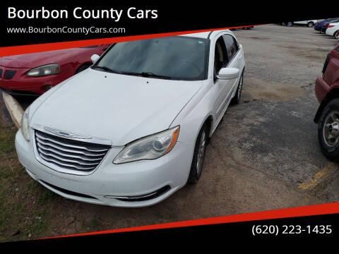 2014 Chrysler 200 for sale at Bourbon County Cars in Fort Scott KS