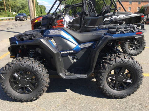 2021 Polaris SPORTSMAN 850 TRAIL PREMIUM for sale at ROUTE 3A MOTORS INC in North Chelmsford MA