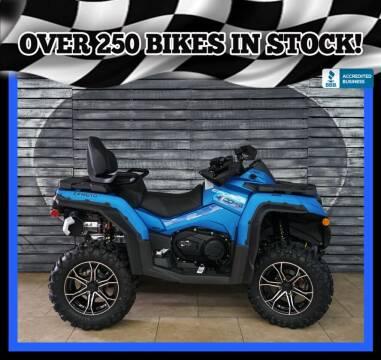2021 CF Moto Cforce 800XC for sale at AZautorv.com in Mesa AZ