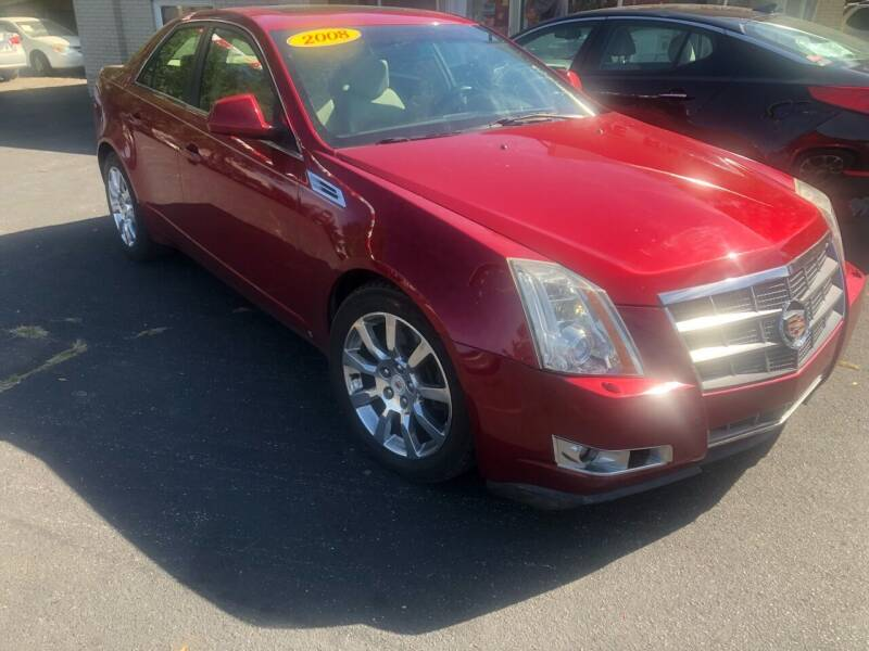 2008 Cadillac CTS for sale at Right Place Auto Sales in Indianapolis IN