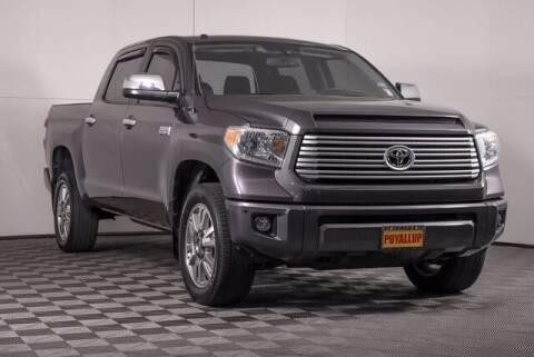 2015 Toyota Tundra for sale at Washington Auto Credit in Puyallup WA
