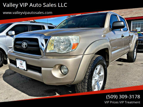 2006 Toyota Tacoma for sale at Valley VIP Auto Sales LLC in Spokane Valley WA