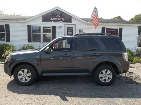 2009 Mercury Mariner for sale at R & L AUTO SALES in Mattawan MI