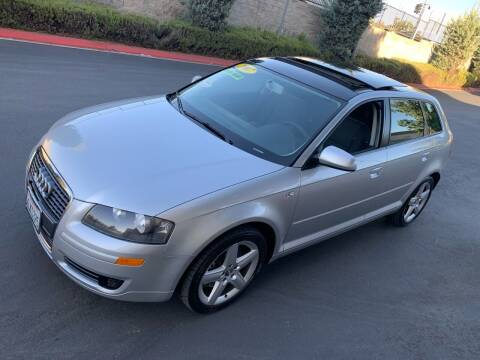2007 Audi A3 for sale at Select Auto Wholesales in Glendora CA