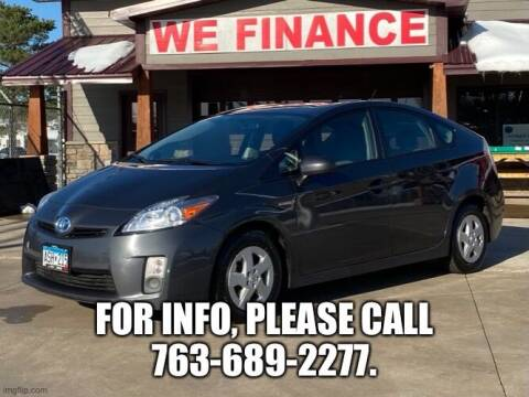 2010 Toyota Prius for sale at Affordable Auto Sales in Cambridge MN