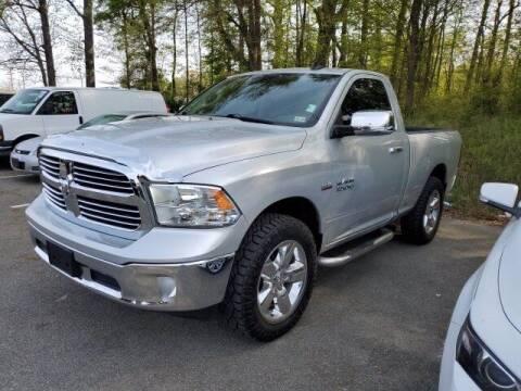 2015 RAM Ram Pickup 1500 for sale at Strosnider Chevrolet in Hopewell VA