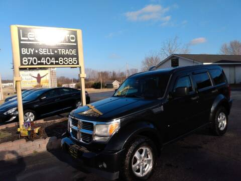 2008 Dodge Nitro for sale at LEWIS AUTO in Mountain Home AR