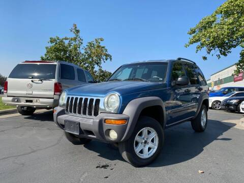 2003 Jeep Liberty for sale at All-Star Auto Brokers in Layton UT