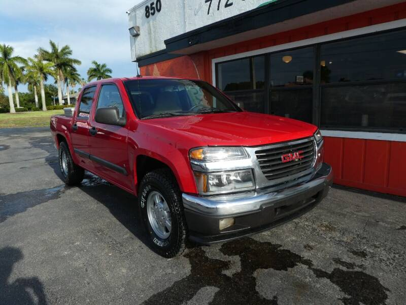 2008 GMC Canyon for sale in Stuart, FL