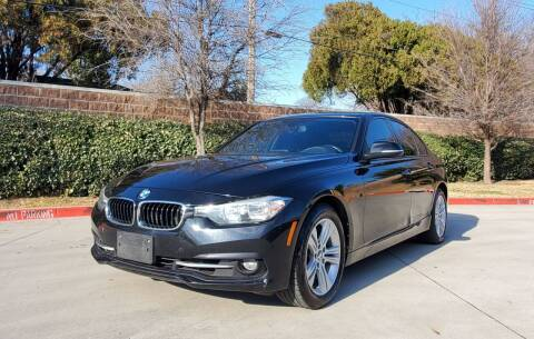 2016 BMW 3 Series for sale at International Auto Sales in Garland TX