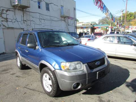 2007 Ford Escape for sale at K & S Motors Corp in Linden NJ