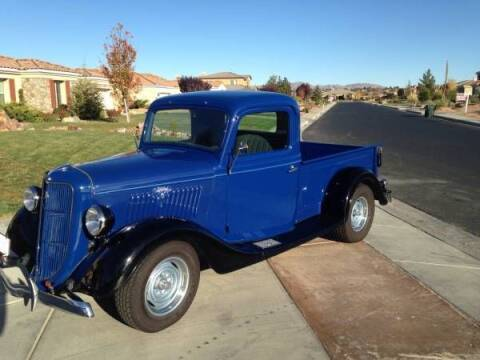 1936 Ford F-100 for sale at Haggle Me Classics in Hobart IN