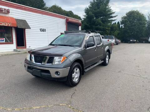 2008 Nissan Frontier for sale at American Auto Specialist Inc in Berlin CT