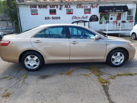 2007 Toyota Camry for sale at Class Act Motors Inc in Providence RI