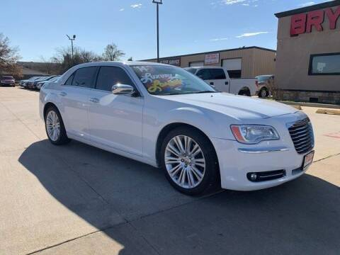 2014 Chrysler 300 for sale at Bryans Car Corner in Chickasha OK