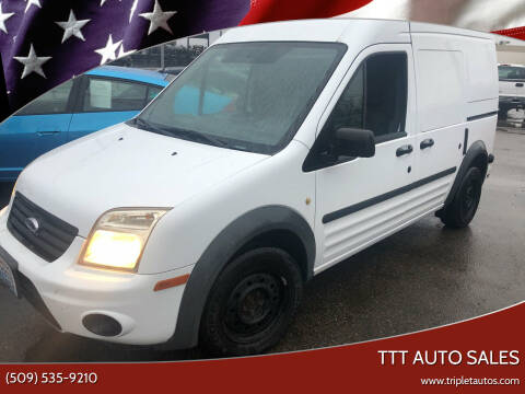 2012 Ford Transit Connect for sale at TTT Auto Sales in Spokane WA