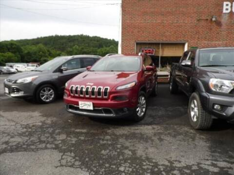 2016 Jeep Cherokee for sale at BUCKLEY'S AUTO in Romney WV