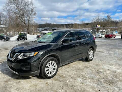 2018 Nissan Rogue for sale at Brush & Palette Auto in Candor NY