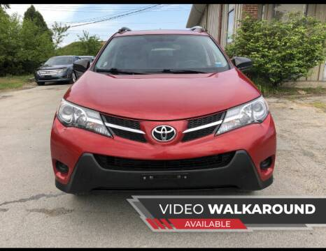 2014 Toyota RAV4 for sale at MD Euro Auto Sales LLC in Hasbrouck Heights NJ