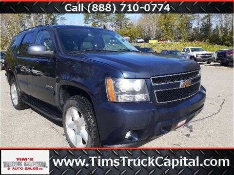 2007 Chevrolet Tahoe for sale at TTC AUTO OUTLET/TIM'S TRUCK CAPITAL & AUTO SALES INC ANNEX in Epsom NH