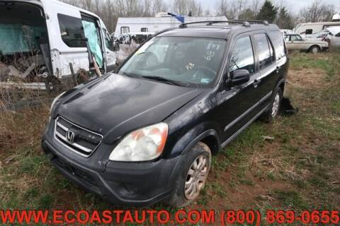 2006 Honda CR-V for sale at East Coast Auto Source Inc. in Bedford VA