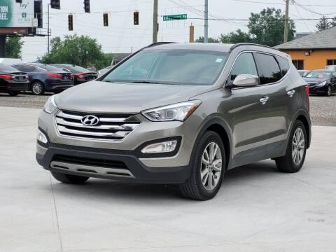 2014 Hyundai Santa Fe Sport for sale at PRIME AUTO SALES in Indianapolis IN