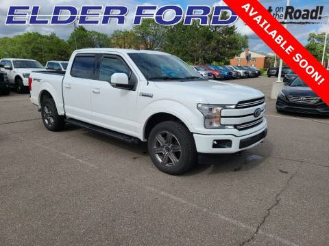 2020 Ford F-150 for sale at Mr Intellectual Cars in Troy MI