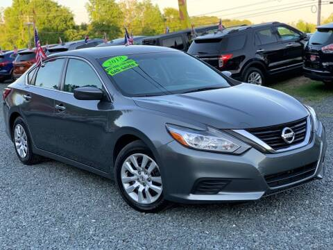 2018 Nissan Altima for sale at A&M Auto Sales in Edgewood MD
