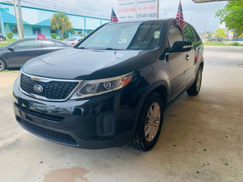 2014 Kia Sorento for sale at Eastside Auto Brokers LLC in Fort Myers FL