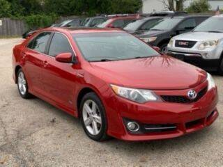 2014 Toyota Camry Hybrid for sale at Stiener Automotive Group in Columbus OH