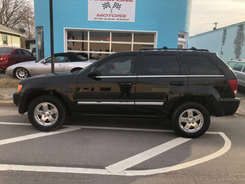2007 Jeep Grand Cherokee for sale at Finish Line Motors in Tulsa OK