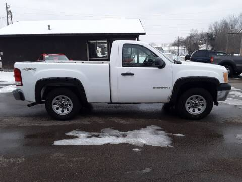 2007 GMC Sierra 1500 for sale at Riverview Auto's, LLC in Manchester OH