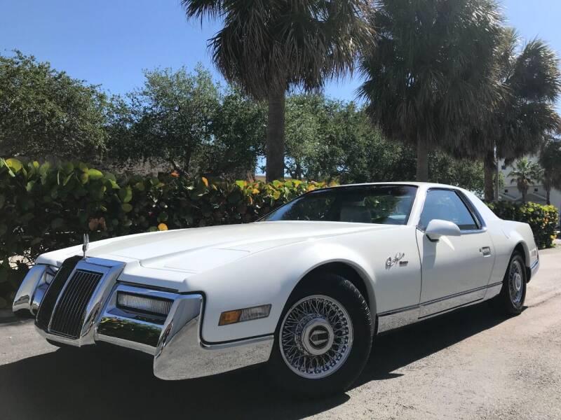 1986 Pontiac Fiero for sale at DS Motors in Boca Raton FL