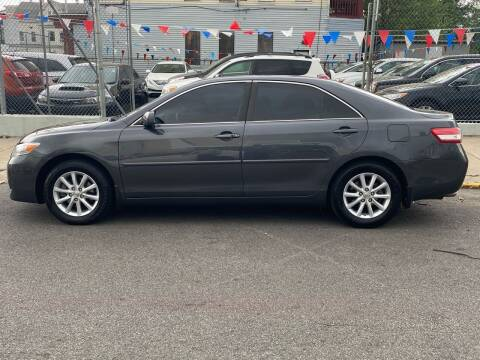 2011 Toyota Camry for sale at G1 Auto Sales in Paterson NJ