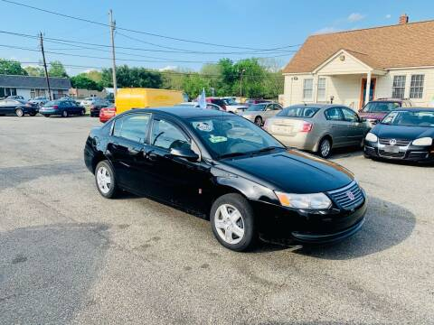 2007 Saturn Ion for sale at New Wave Auto of Vineland in Vineland NJ