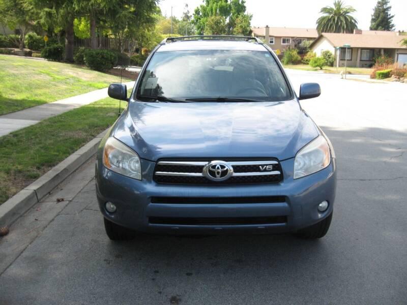 2007 Toyota RAV4 for sale at StarMax Auto in Fremont CA