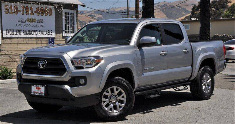 2016 Toyota Tacoma for sale at AMC Auto Sales, Inc. in Fremont CA