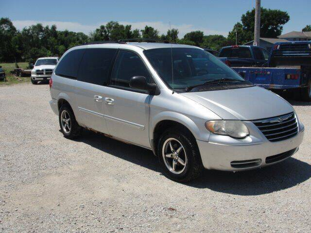 2007 Chrysler Town and Country for sale at Frieling Auto Sales in Manhattan KS