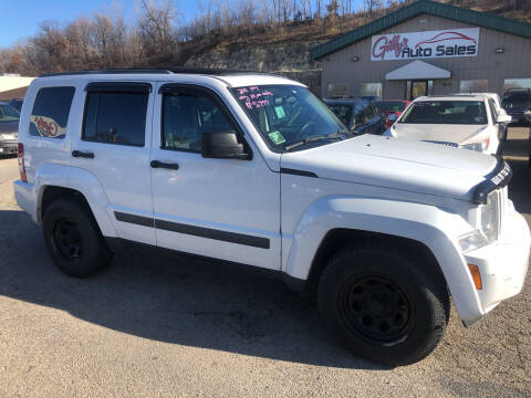 2011 Jeep Liberty for sale at Gilly's Auto Sales in Rochester MN