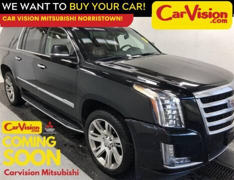 2018 Cadillac Escalade ESV for sale at Car Vision Mitsubishi Norristown in Norristown PA