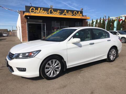 2015 Honda Accord for sale at Golden Coast Auto Sales in Guadalupe CA