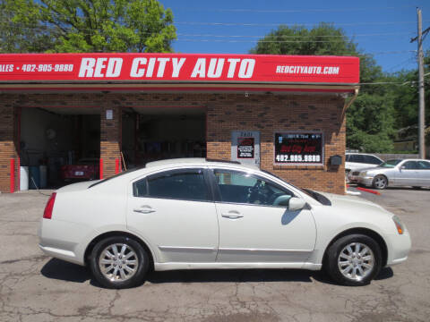2006 Mitsubishi Galant for sale at Red City  Auto in Omaha NE