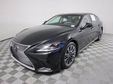 2018 Lexus LS 500 for sale at CU Carfinders in Norcross GA
