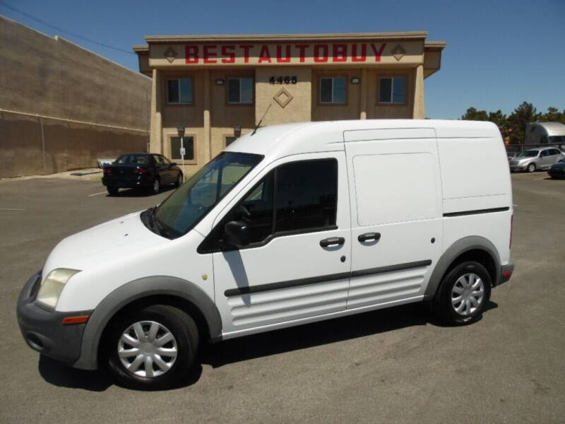 2013 Ford Transit Connect for sale at Best Auto Buy in Las Vegas NV