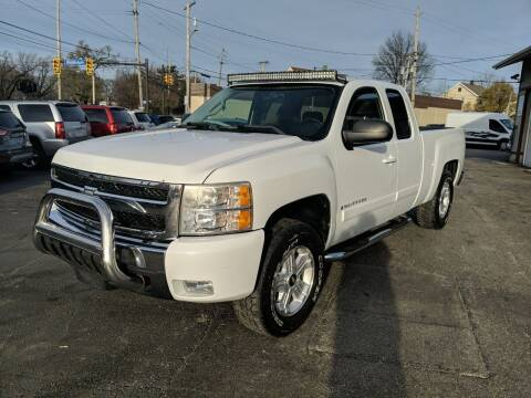 2007 Chevrolet Silverado 1500 for sale at Richland Motors in Cleveland OH