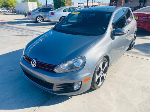 2011 Volkswagen GTI for sale at A AND A AUTO SALES in Gadsden AZ